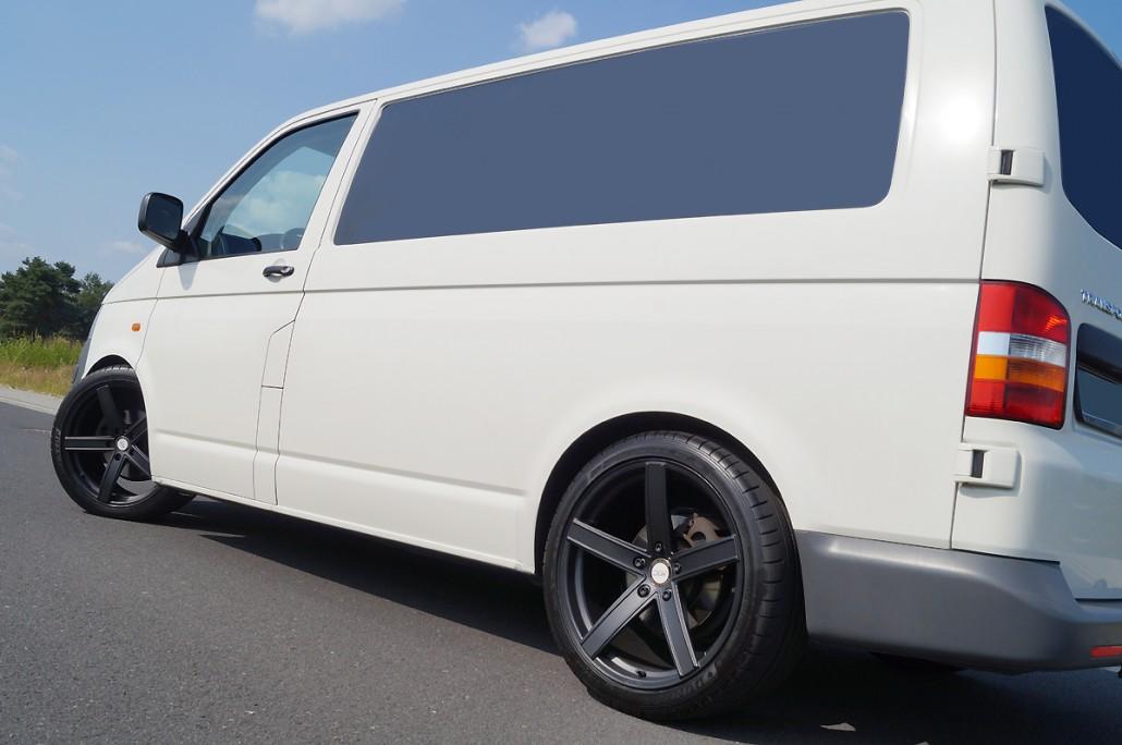 vw t5 transporter deluxe wheels deutschland gmbh. Black Bedroom Furniture Sets. Home Design Ideas