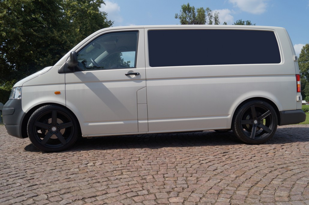 vw t5 transporter deluxe wheels deutschland gmbh. Black Bedroom Furniture Sets. Home Design Ideas