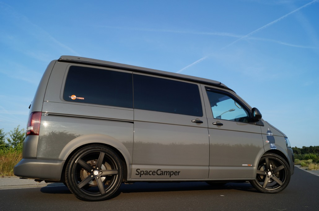 vw t5 spacecamper mainhattan wheels leichtmetallr der gmbh. Black Bedroom Furniture Sets. Home Design Ideas