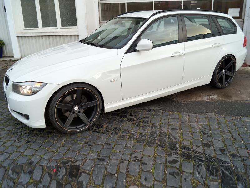 Bmw 3er Touring E91 Deluxe Wheels Deutschland Gmbh