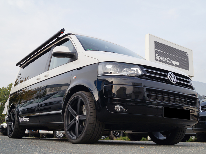 vw t5 spacecamper deluxe wheels deutschland gmbh. Black Bedroom Furniture Sets. Home Design Ideas