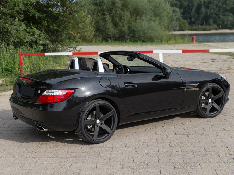 mercedes benz slk 200 mainhattan wheels. Black Bedroom Furniture Sets. Home Design Ideas