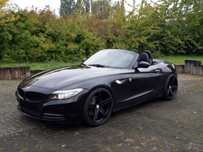 bmw z4 z89 mainhattan wheels leichtmetallr der gmbh. Black Bedroom Furniture Sets. Home Design Ideas