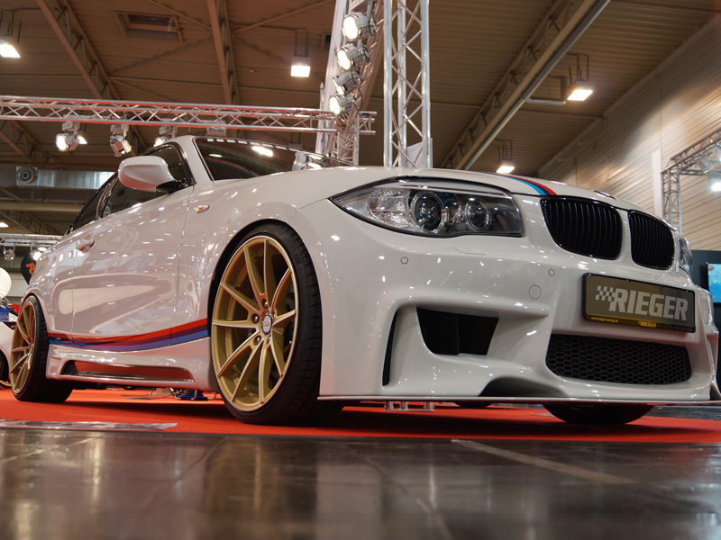 Bmw 1er Coup 233 135i Rieger Tuning Deluxe Wheels