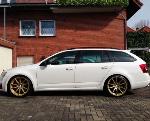 Skoda Octavia Rs 5e Deluxe Wheels Deutschland Gmbh