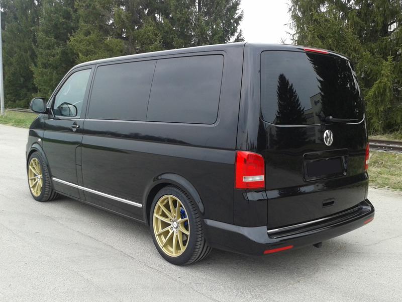 Vw T5 Deluxe Wheels Deutschland Gmbh