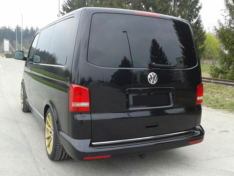 Vw T5 Multivan Deluxe Wheels Deutschland Gmbh
