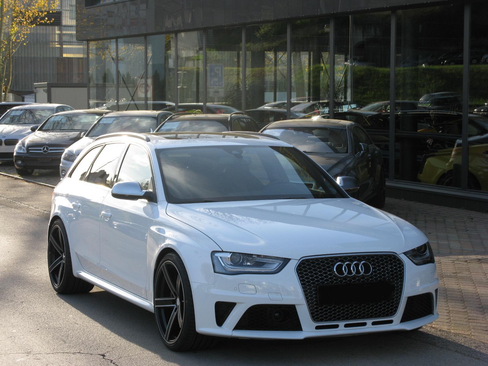 Audi Rs4 B8 Deluxe Wheels Deutschland Gmbh