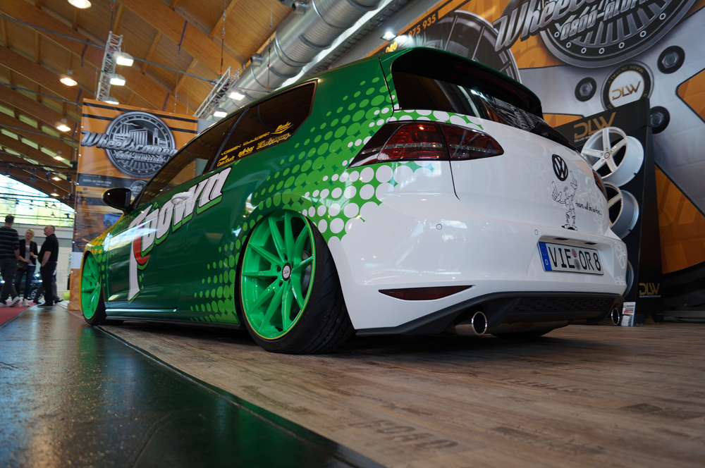 Tuning World Bodensee 2015 Projekt Quot 7down Quot Mainhattan