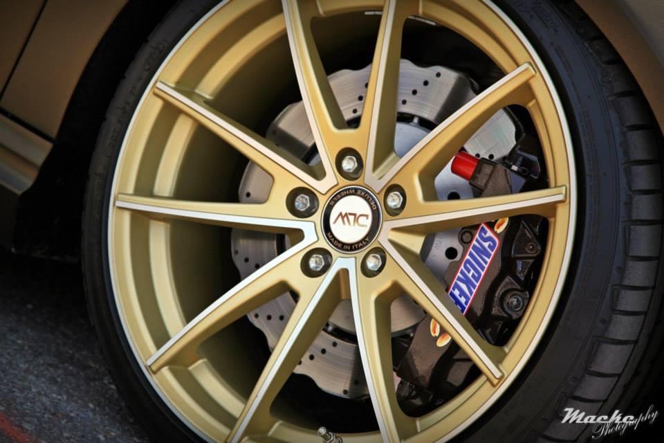 Vw Passat Projekt Quot Snickers Quot Deluxe Wheels Deutschland Gmbh