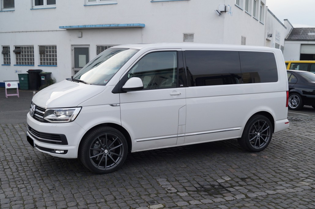 Vw T6 Deluxe Wheels Deutschland Gmbh