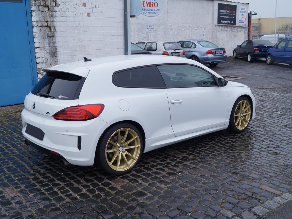 Vw Scirocco R Deluxe Wheels Deutschland Gmbh