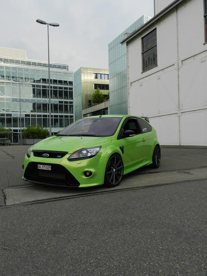 Ford Focus Rs Deluxe Wheels Deutschland Gmbh