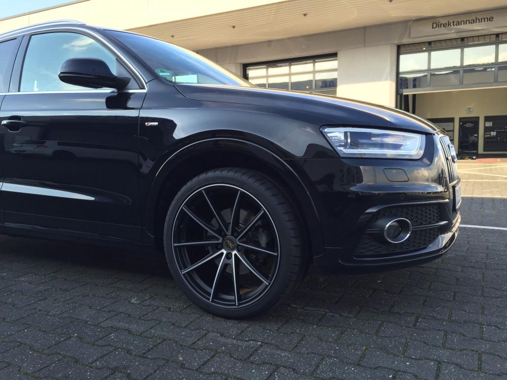 Audi Q3 Deluxe Wheels Deutschland Gmbh
