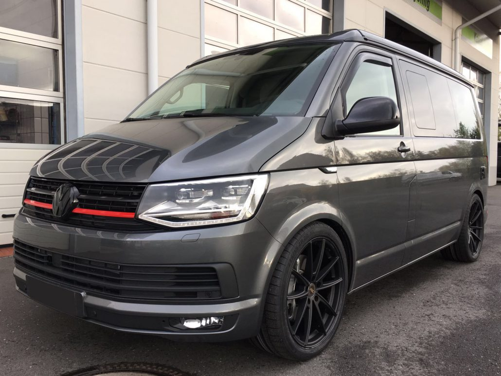 vw t6 multivan mainhattan wheels leichtmetallr der gmbh. Black Bedroom Furniture Sets. Home Design Ideas