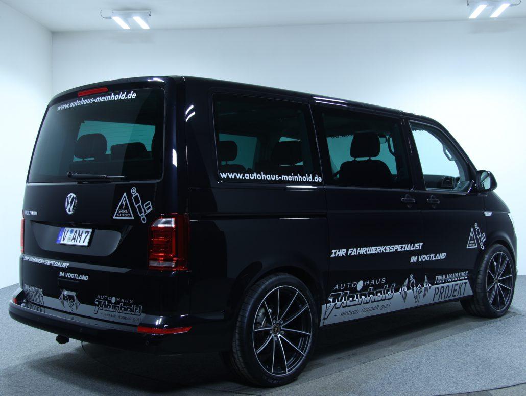 Vw Bus T6 Mainhattan Wheels Leichtmetallr 228 Der Gmbh