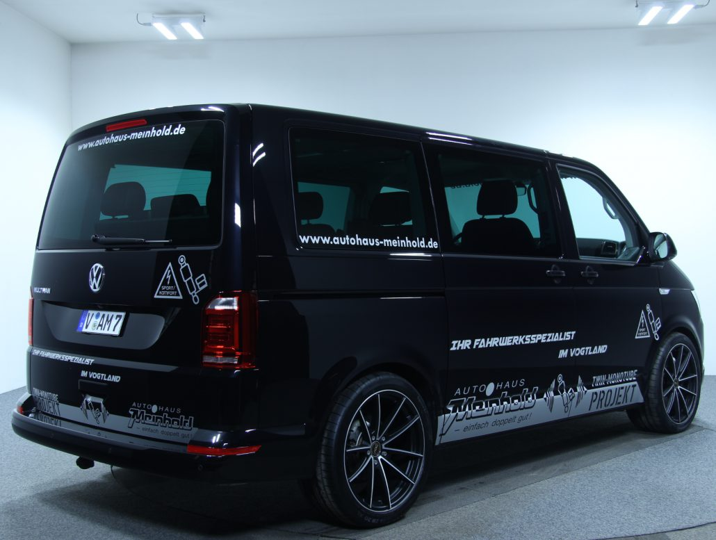 Vw Bus T6 Deluxe Wheels Deutschland Gmbh