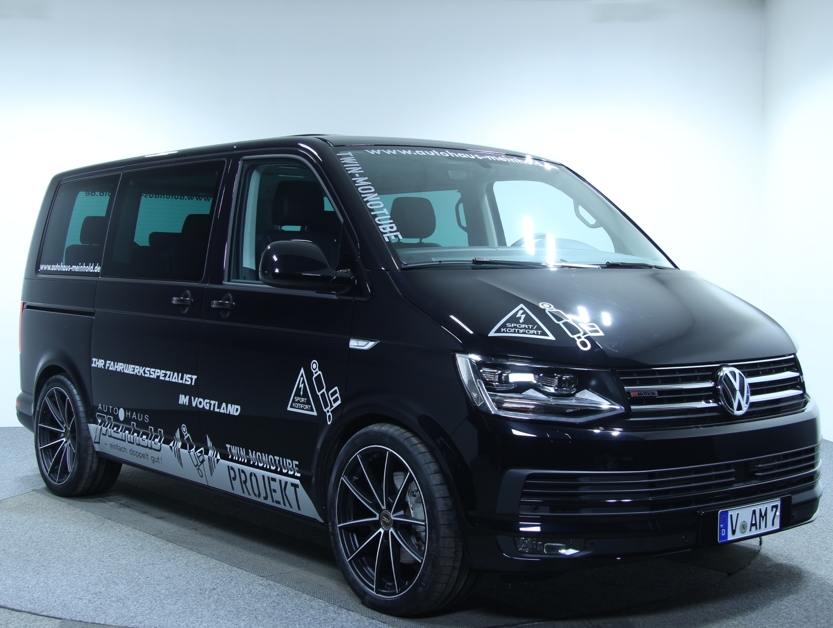 vw bus t6 mainhattan wheels leichtmetallr der gmbh. Black Bedroom Furniture Sets. Home Design Ideas