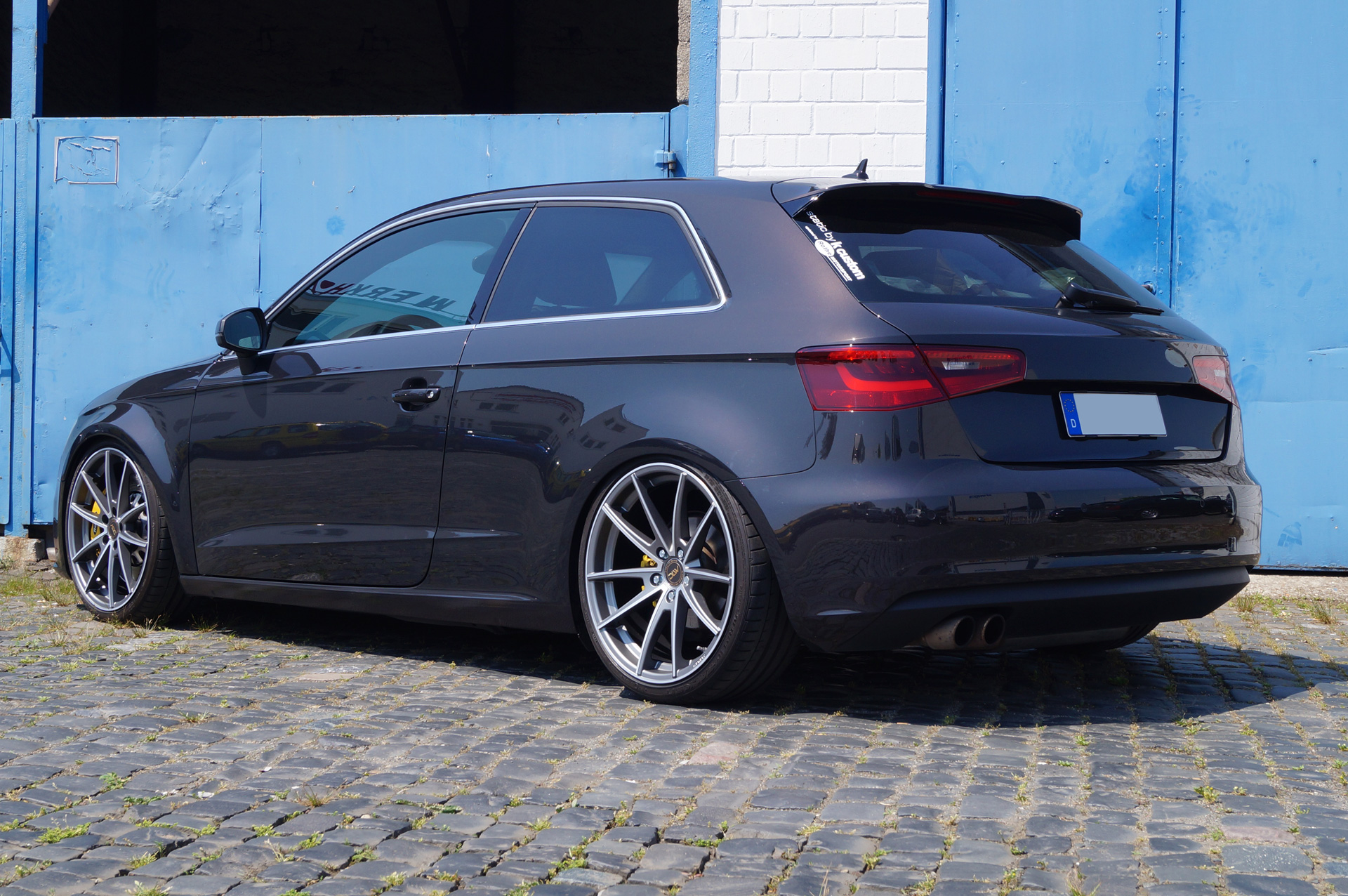 audi a3 8v mainhattan wheels leichtmetallr der gmbh. Black Bedroom Furniture Sets. Home Design Ideas