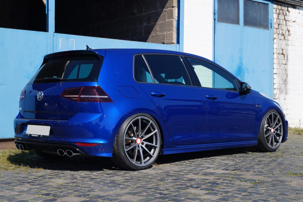 vw golf vii r deluxe wheels deutschland gmbh. Black Bedroom Furniture Sets. Home Design Ideas