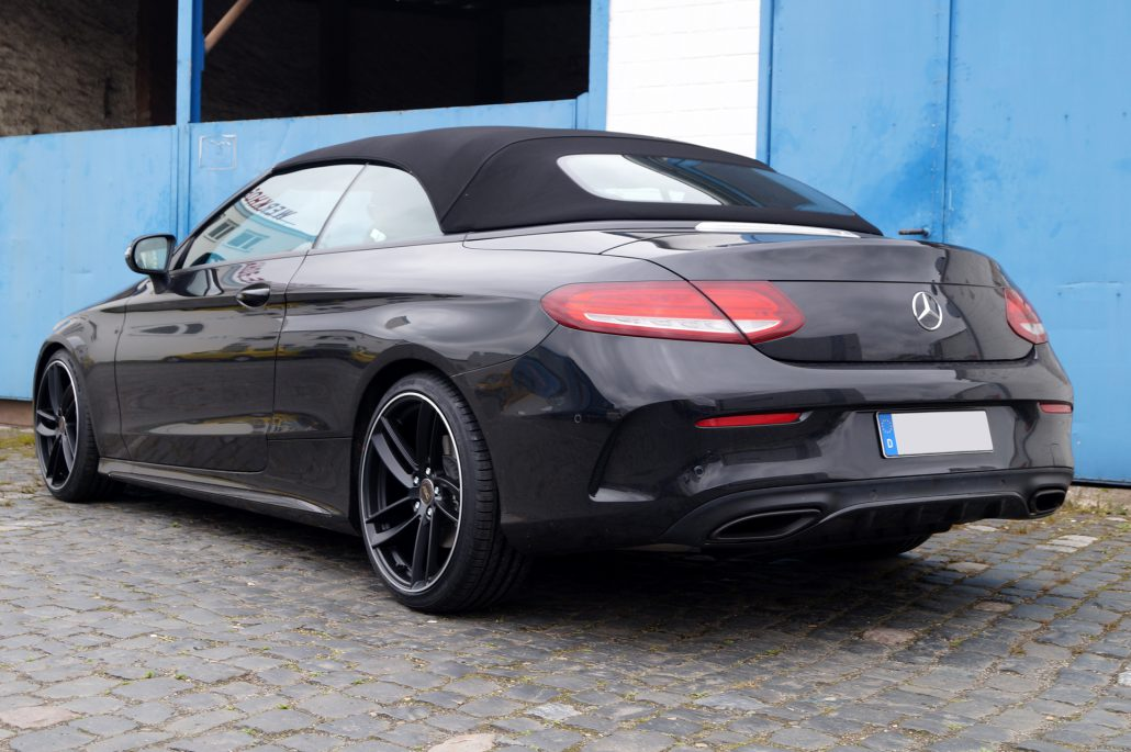 Mercedes Benz C Klasse Cabrio Mainhattan Wheels