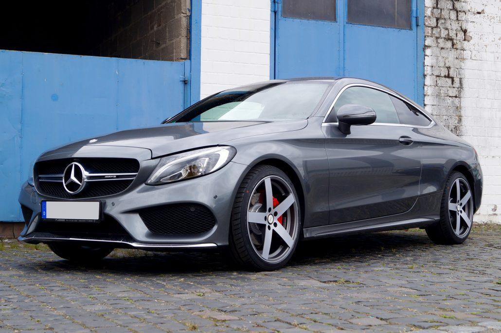Mercedes Benz C Klasse Coupe Deluxe Wheels Deutschland Gmbh