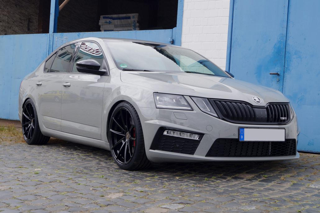 skoda octavia rs 5e limousine facelift deluxe wheels deutschland gmbh. Black Bedroom Furniture Sets. Home Design Ideas
