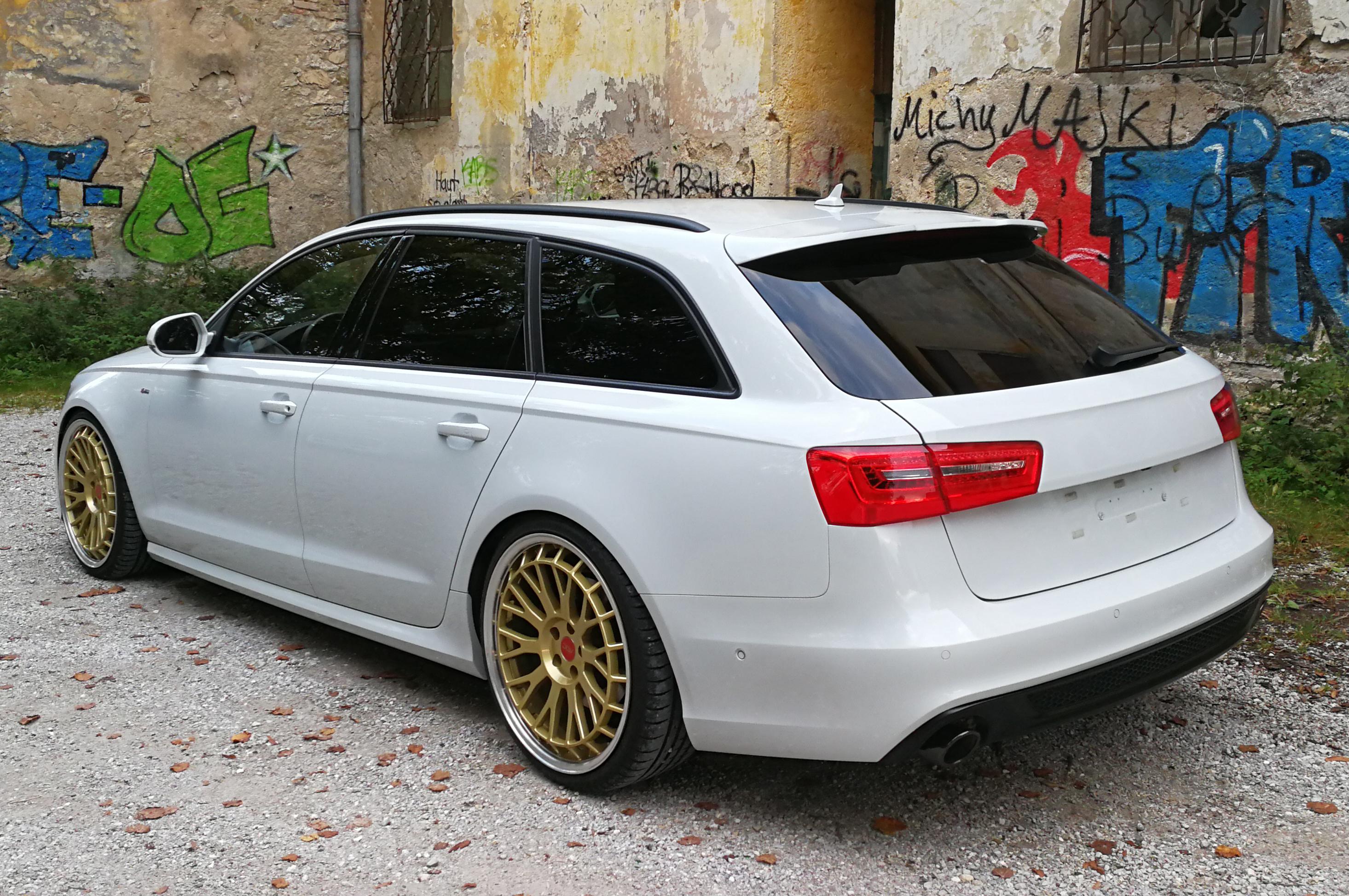 Audi A6 4g Avant Deluxe Wheels Deutschland Gmbh